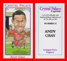 Crystal Palace Andy Gray